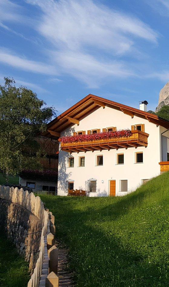 Der Pechererhof in der Ferienregion Seiser Alm