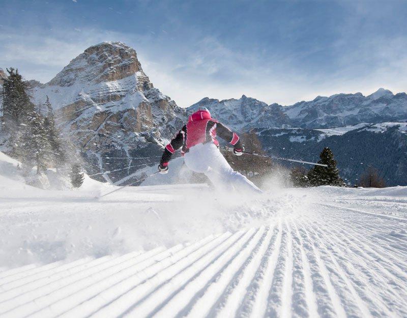 Genießen Sie Skiurlaub in Völs am Schlern